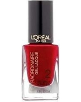 red_loreal_gel